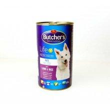 Butchers Lamb and Rice - консервы Батчерс с ягненком и рисом