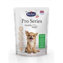 Butchers Dog Pro Series - консервы Батчерс кусочки с ягненком в соусе для собак мелких пород