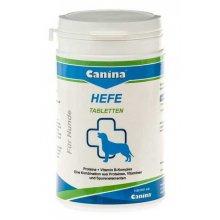 Canina Hefe - дрожжевые таблетки Канина Хефе с энзимами и ферментами для собак