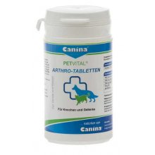 Canina Petvital Arthro-Tabletten - витамины Канина Петвиталь Артро Табс