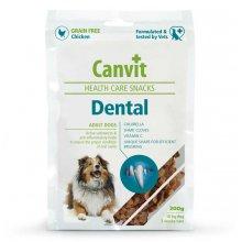 Canvit Dental - лакомство Канвит Дентал с курицей для собак