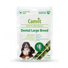 Canvit Dental Large Breed - лакомство Канвит Дентал с уткой для собак крупных пород