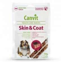 Canvit Skin and Coat - лакомство Канвит для кожи и шерсти собак
