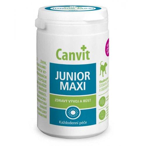 Canvit Junior Maxi - витаминно-минеральный комплекс Канвит для щенков крупных пород