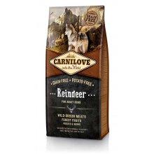 CarniLove Reindeer - корм Карнилав с мясом северного оленя для собак