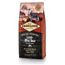 CarniLove Lamb and Wild Boar - корм Карнилав с ягненком и диким кабаном для собак