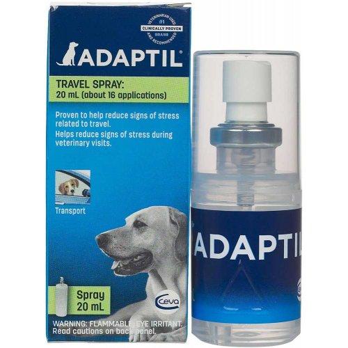 Adaptil - антистрессовый препарат Адаптил спрей для собак