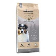 Chicopee CNL Adult Light Lamb and Rice - низкокалорийный корм Чикопи Классик для собак