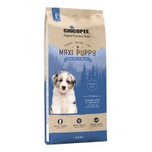 Chicopee CNL Maxi Puppy Poultry and Millet - корм Чикопи Классик для щенков крупных пород