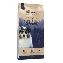 Chicopee CNL Soft Adult Salmon and Rice - полувлажный корм Чикопи Классик для собак всех пород