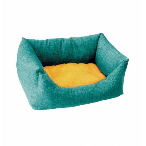Croci Dual - лежанка с бортиком Кроки для собак и кошек