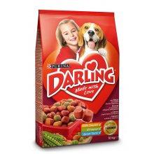 Darling - корм Дарлинг для взрослых собак с мясом и овощами