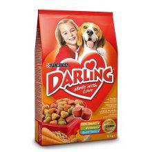 Darling - корм Дарлинг для взрослых собак с птицей и овощами
