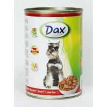 DAX - корм для собак Дакс, с говядиной