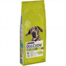 Dog Chow Adult Large Breed - Корм Дог Чау корм для взрослых собак крупных пород с индейкой