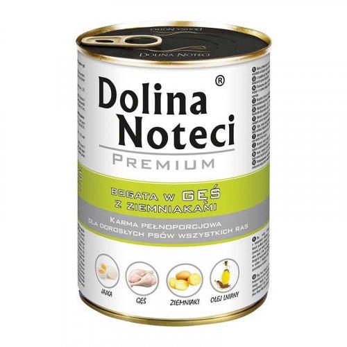 Dolina Noteci Premium Goose - корм для собак Долина Нотечи с гусем и картофелем