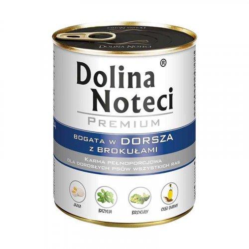 Dolina Noteci Premium Cod - корм для собак Долина Нотечи с треской и брокколи