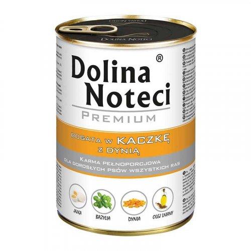 Dolina Noteci Premium Duck - корм для собак Долина Нотечи с уткой и тыквой