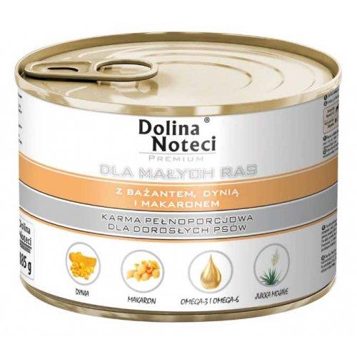 Dolina Noteci Premium - корм для собак Долина Нотечи с фазаном, тыквой и макаронами