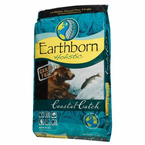 Earthborn Holistic Coastal Catch - корм Ерсборн Холистик с белой рыбой для собак