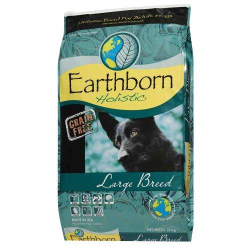 Earthborn Holistic Large Breed - корм Ерсборн Холистик с курицей для собак крупных пород