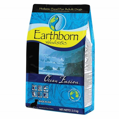 Earthborn Holistic Ocean Fusion - корм Ерсборн Холистик с белой рыбой для собак