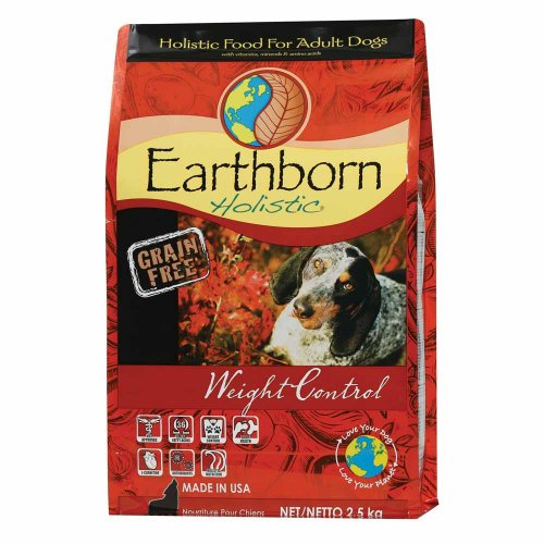 Earthborn Holistic Weight Control - корм Ерсборн Холистик с курицей для взрослых собак