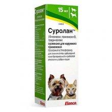 Elanco Surolan - препарат Суролан для лечения отита