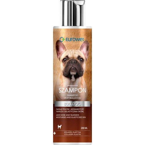 Eurowet Shampoo for Bulldogs - шампунь ЕвроВет для собак породы бульдог
