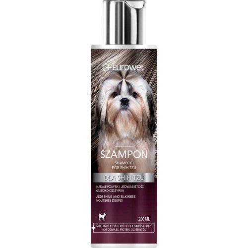Eurowet Shampoo for Shih-Tzu - шампунь ЕвроВет для собак породы ши-тцу