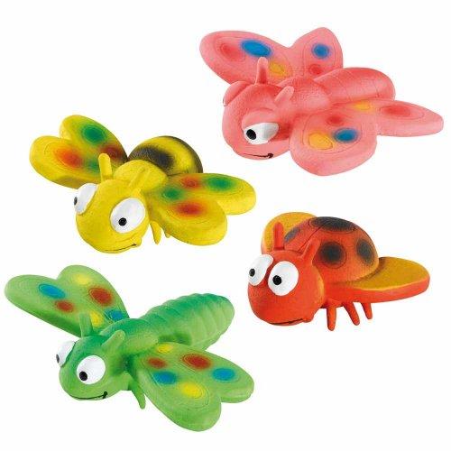 Ferplast Insects Pa 5546 - латексная игрушка Ферпласт для собак