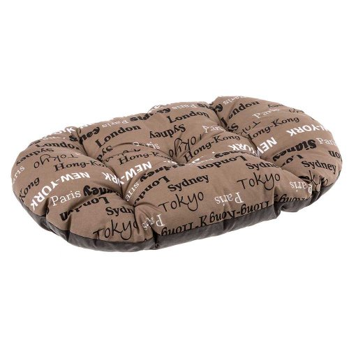 Ferplast Relaxe C Brown - лежак Ферпласт для кошек и собак