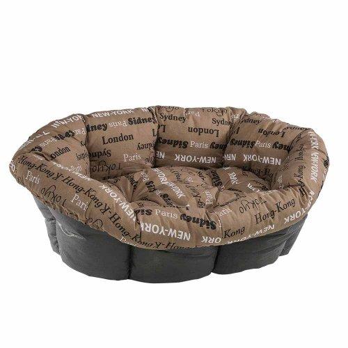 Ferplast Sofa Cushion Cities - мягкое место Ферпласт для кошек и собак