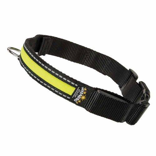 Ferplast Night Collar - светящийся ошейник Ферпласт для собак