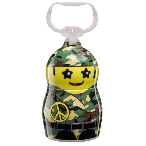 Ferplast Dudu People Soldier - пластиковый контейнер Ферпласт с пакетами