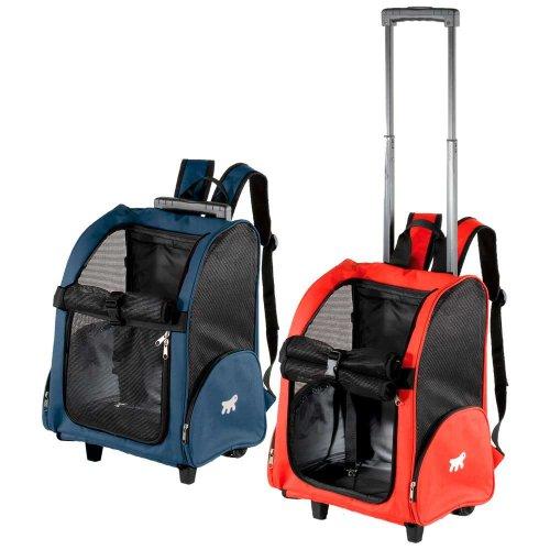 Ferplast Trolley -  нейлоновая сумка-переноска Ферпласт на колесиках