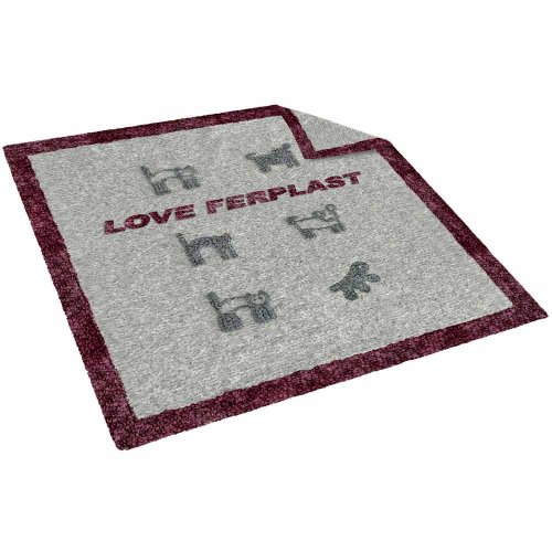 Ferplast Karina - шерстяной коврик Ферпласт для кошек и собак