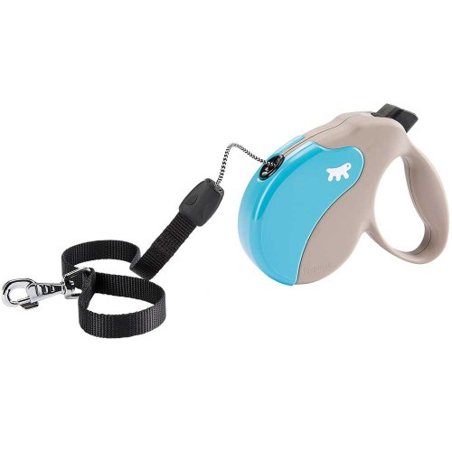 Ferplast Amigo Medium Cord - рулетка Ферпласт для собак весом до 25 кг