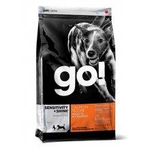 GO! Sensitivity and Shine - сухой корм Гоу! со свежим лососем для собак