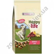 Happy Life Adult Lamb - корм для взрослых собак Хеппи Лайф с ягнёнком