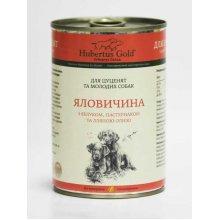 Hubertus Gold - корм Хубертус Голд с говядиной для щенков