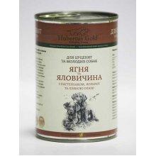 Hubertus Gold - корм Хубертус Голд с ягненком и говядиной для щенков