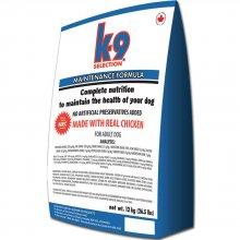 K9 Selection Maintenance Formula - профессиональный корм К9 для собак всех пород