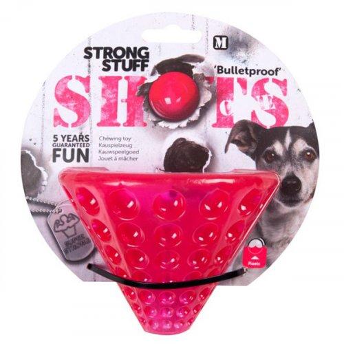 Karlie-Flamingo Shots Cone - конус резиновый Карли-Фламинго для собак