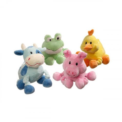 Karlie-Flamingo Little Friends - плюшевая игрушка Карли-Фламинго для собак