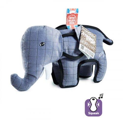 Karlie-Flamingo Elephant - мягкая игрушка Карли-Фламинго Слон для собак