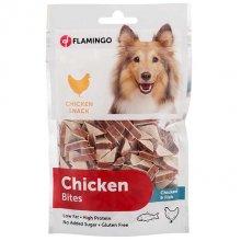 Karlie-Flamingo Chicken Snack - лакомство Карли-Фламинго с курицей и рыбой для собак