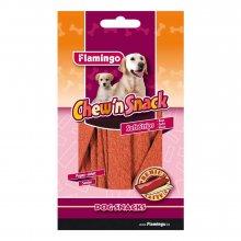 Karlie-Flamingo Chewn Stripes Beef - лакомство Карли-Фламинго с говядиной для собак