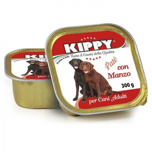 Kippy - паштет Киппи из говядины для собак