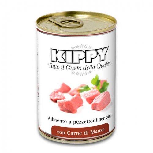 Kippy - корм Киппи кусочки мяса из говядины для собак